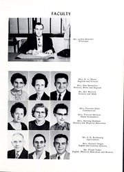 Page 9, 1956 Edition, Union High School - Acorn Yearbook (Vale, NC) online yearbook collection