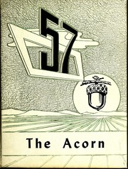 Page 1, 1957 Edition, Union High School - Acorn Yearbook (Vale, NC) online yearbook collection