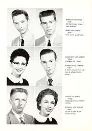 Page 14, 1957 Edition, Union High School - Acorn Yearbook (Vale, NC) online yearbook collection