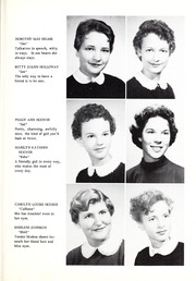 Page 15, 1957 Edition, Union High School - Acorn Yearbook (Vale, NC) online yearbook collection