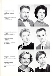 Page 17, 1957 Edition, Union High School - Acorn Yearbook (Vale, NC) online yearbook collection