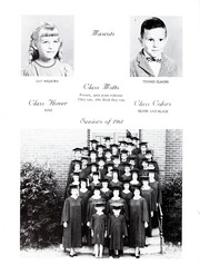 Page 12, 1961 Edition, Union High School - Acorn Yearbook (Vale, NC) online yearbook collection