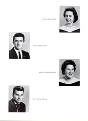 Page 16, 1961 Edition, Union High School - Acorn Yearbook (Vale, NC) online yearbook collection