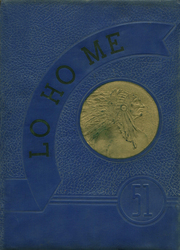 1951 Edition, Hobucken High School - Lo Ho Me Yearbook (Hobucken, NC)