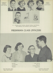 Newton Grove High School - Echo Yearbook (Newton Grove, NC) online yearbook collection, 1953 Edition, Page 33