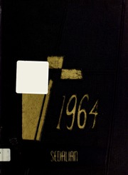 1964 Edition, Sedalia High School - Sedalian Yearbook (Sedalia, NC)