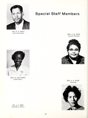 Page 14, 1964 Edition, Sedalia High School - Sedalian Yearbook (Sedalia, NC) online yearbook collection