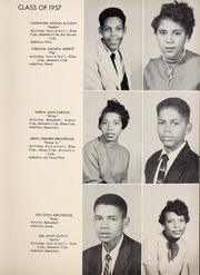 Page 13, 1957 Edition, Yadkin High School - Eagle Yearbook (Boonville, NC) online yearbook collection