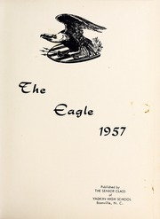 Page 5, 1957 Edition, Yadkin High School - Eagle Yearbook (Boonville, NC) online yearbook collection