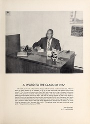 Page 7, 1957 Edition, Yadkin High School - Eagle Yearbook (Boonville, NC) online yearbook collection