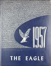 Page 1, 1957 Edition, Silk Hope High School - Eagle Yearbook (Siler City, NC) online yearbook collection