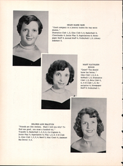 Page 12, 1957 Edition, Silk Hope High School - Eagle Yearbook (Siler City, NC) online yearbook collection