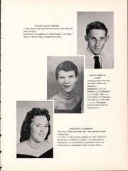 Page 13, 1957 Edition, Silk Hope High School - Eagle Yearbook (Siler City, NC) online yearbook collection