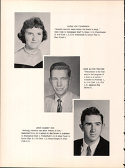 Page 14, 1957 Edition, Silk Hope High School - Eagle Yearbook (Siler City, NC) online yearbook collection