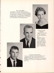 Page 15, 1957 Edition, Silk Hope High School - Eagle Yearbook (Siler City, NC) online yearbook collection