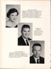 Page 16, 1957 Edition, Silk Hope High School - Eagle Yearbook (Siler City, NC) online yearbook collection