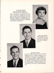 Page 17, 1957 Edition, Silk Hope High School - Eagle Yearbook (Siler City, NC) online yearbook collection