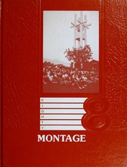 1988 Edition, Pitzer College - Montage Yearbook (Claremont, CA)