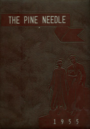1955 Edition, Westmoore High School - Pine Needle Yearbook (Seagrove, NC)