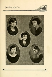 Page 15, 1924 Edition, Claremont High School - Hickory Log Yearbook (Hickory, NC) online yearbook collection