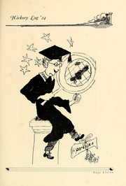 Page 17, 1924 Edition, Claremont High School - Hickory Log Yearbook (Hickory, NC) online yearbook collection