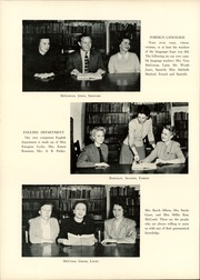 Page 16, 1950 Edition, Claremont High School - Hickory Log Yearbook (Hickory, NC) online yearbook collection
