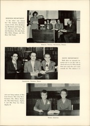 Page 17, 1950 Edition, Claremont High School - Hickory Log Yearbook (Hickory, NC) online yearbook collection
