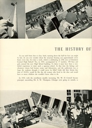 Page 8, 1950 Edition, Claremont High School - Hickory Log Yearbook (Hickory, NC) online yearbook collection