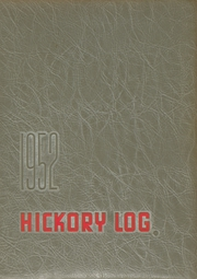 1952 Edition, Claremont High School - Hickory Log Yearbook (Hickory, NC)