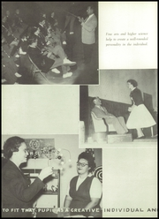 Page 10, 1955 Edition, Claremont High School - Hickory Log Yearbook (Hickory, NC) online yearbook collection