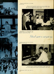 Page 10, 1956 Edition, Claremont High School - Hickory Log Yearbook (Hickory, NC) online yearbook collection