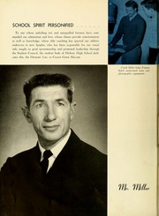 Page 12, 1956 Edition, Claremont High School - Hickory Log Yearbook (Hickory, NC) online yearbook collection