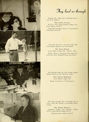 Page 16, 1956 Edition, Claremont High School - Hickory Log Yearbook (Hickory, NC) online yearbook collection