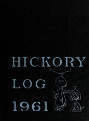 1961 Edition, Claremont High School - Hickory Log Yearbook (Hickory, NC)