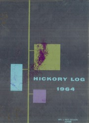 1964 Edition, Claremont High School - Hickory Log Yearbook (Hickory, NC)