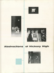 Page 5, 1964 Edition, Claremont High School - Hickory Log Yearbook (Hickory, NC) online yearbook collection