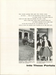Page 8, 1964 Edition, Claremont High School - Hickory Log Yearbook (Hickory, NC) online yearbook collection