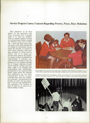 Page 12, 1970 Edition, Claremont High School - Hickory Log Yearbook (Hickory, NC) online yearbook collection