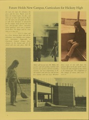 Page 10, 1972 Edition, Claremont High School - Hickory Log Yearbook (Hickory, NC) online yearbook collection