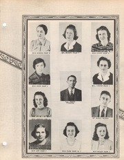 Page 6, 1942 Edition, Matthews High School - Memoirs Yearbook (Matthews, NC) online yearbook collection