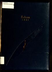 1951 Edition, Farmington High School - Echo Yearbook (Mocksville, NC)