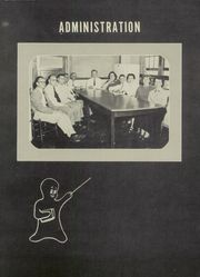 Page 11, 1956 Edition, Gamewell Collettsville High School - Devils Diary Yearbook (Lenoir, NC) online yearbook collection