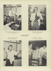 Page 15, 1956 Edition, Gamewell Collettsville High School - Devils Diary Yearbook (Lenoir, NC) online yearbook collection
