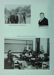 Page 12, 1957 Edition, Gamewell Collettsville High School - Devils Diary Yearbook (Lenoir, NC) online yearbook collection
