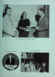 Page 13, 1957 Edition, Gamewell Collettsville High School - Devils Diary Yearbook (Lenoir, NC) online yearbook collection