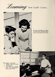 Page 10, 1959 Edition, Gamewell Collettsville High School - Devils Diary Yearbook (Lenoir, NC) online yearbook collection