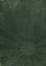 Page 1, 1931 Edition, New Hanover High School - Hanoverian Yearbook (Wilmington, NC) online yearbook collection