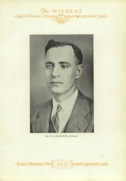 Page 13, 1931 Edition, New Hanover High School - Hanoverian Yearbook (Wilmington, NC) online yearbook collection