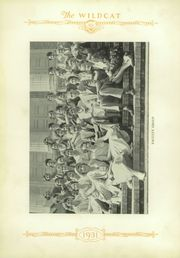 Page 14, 1931 Edition, New Hanover High School - Hanoverian Yearbook (Wilmington, NC) online yearbook collection