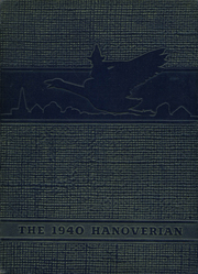 Page 1, 1940 Edition, New Hanover High School - Hanoverian Yearbook (Wilmington, NC) online yearbook collection
